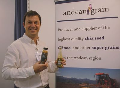 Andean Grain expands into new markets