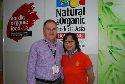 Hong Kong's Impex Quality Products targets organic brands