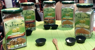Coconut palm sugar: untapped potential