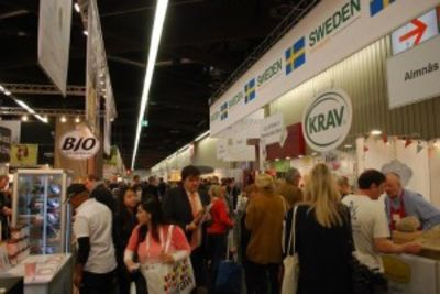 Exhibitors highly positive on BIOFACH 2015, visitors up 5 percent