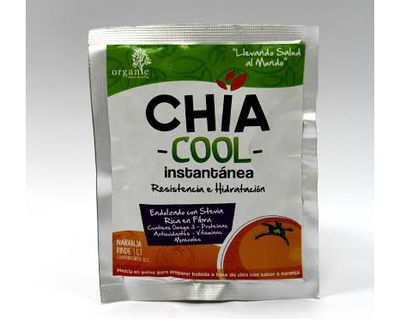 Sierra & Selva launches instant Chia Cool