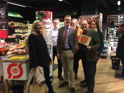 OTB initiatives with Organic Denmark set to boost organic food and drink