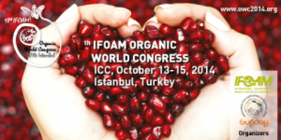 Keynote speakers announced for 18th Organic World Congress