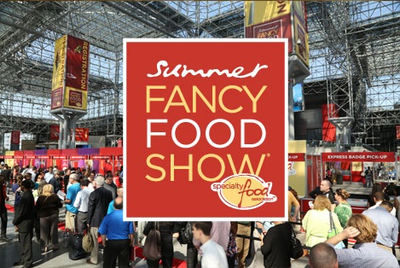 Summer Fancy Food Show largest in 60-year history