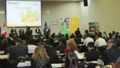 In Peru international forum for biotrade exceeds expectations