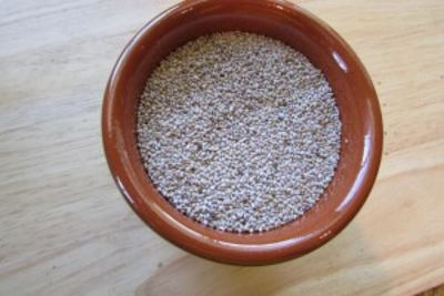 New application for chia seeds approval in EU as novel food