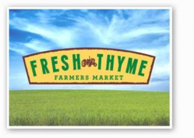 Fresh Thyme Markets to open 54 Midwest stores