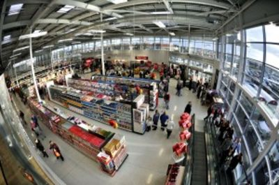 Sainsbury reclaims No. 2 grocery spot in UK