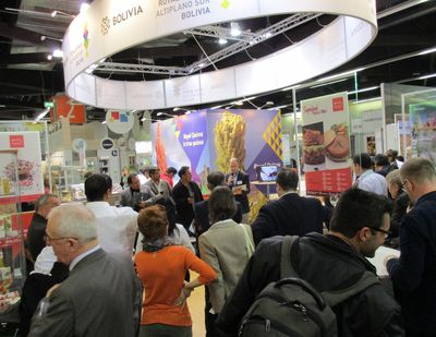 Bolivia launches Royal Quinoa place of origin seal