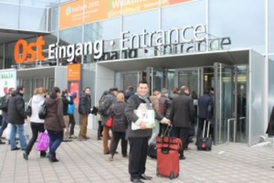 Specialist retailers led retail visitors at BioFach 2013