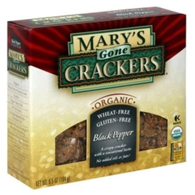 Mary's Gone Crackers now part of Kameda Seika