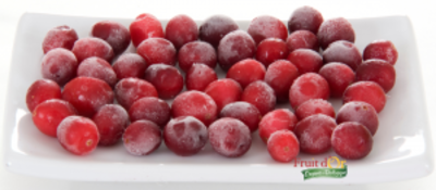 Cranberry: Shimmering super fruit