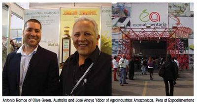 Peru Natura attracts an international crowd