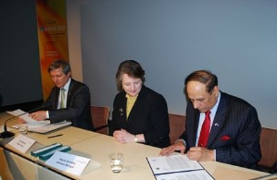 EU-USA Organic Equivalence signed at BioFach
