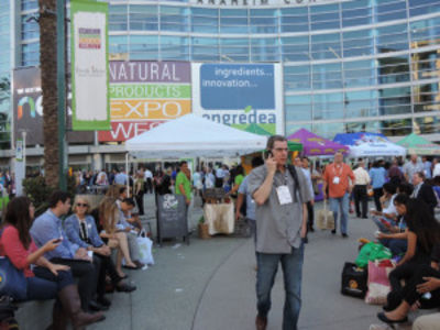 Record-breaking Natural Products Expo West returns to Anaheim