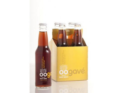 Oogave organic sodas provide the agave advantage
