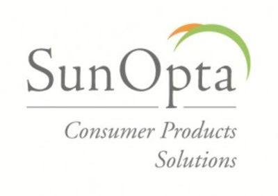 SunOpta 3Q sales up 14.6 percent