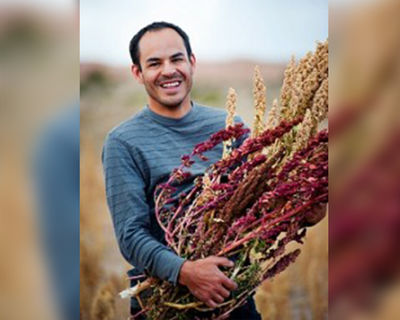 Trader Andean Naturals expands taking quinoa to the next level