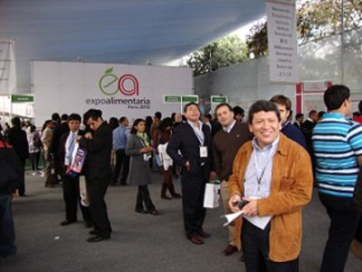 PeruNatura displays biodiversity at Expoalimentaria