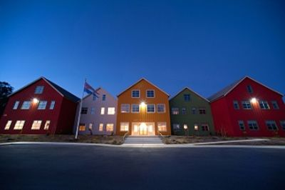 Nordic Natural's new HQ built to LEED Green principles and NSF GBP certification