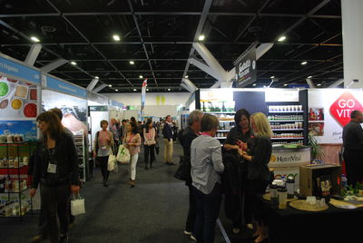 Diversified Communications Acquires Australia's Naturally Good Expo