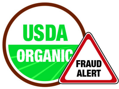Organic fraud and fake food major issues in US and EU