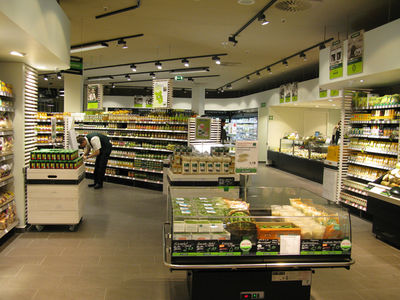 A look at Germany's top organic retailers