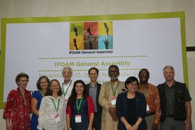 New World Board at IFOAM – Organics International
