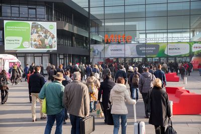 More demand and organic diversity lift BIOFACH 2018