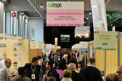 Natexpo's organic success goes to Lyon