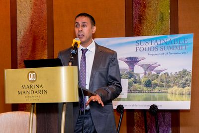 Summit's insights into Asia sustainable foods