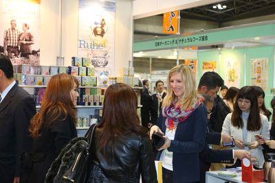 BIOFACH Japan joins FOOD TABLE in JAPAN 2016