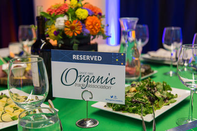 A glance at the current taste of organics in the United States